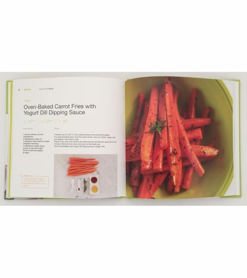 Beaba Baby Cook Food Book