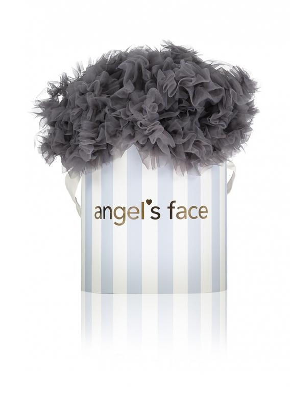 Angels Face Trinity Tutu Anthracite Grey