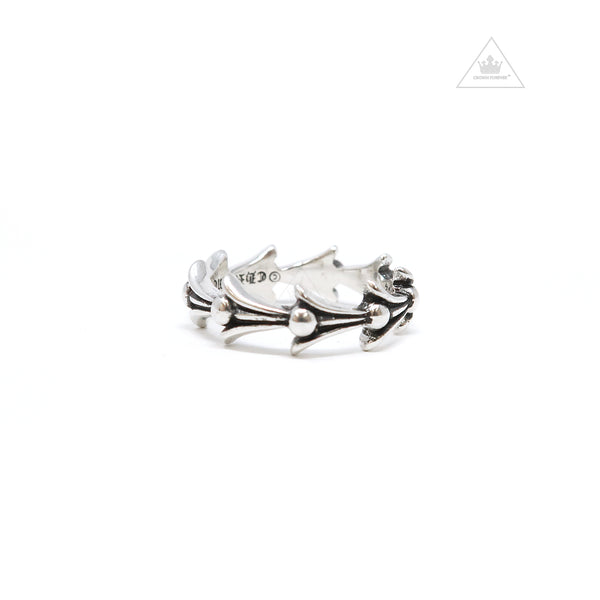 Chrome Hearts Crosstail Ring