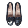 Chiara Ferragni Flirting Italian Leather Flats