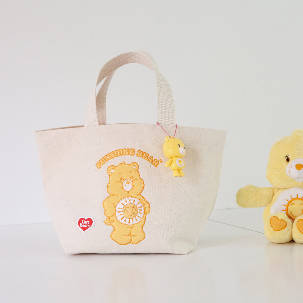 Dan Care Bears Bag _ Funshine Bear
