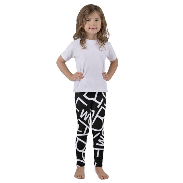 Kid's leggings ABC