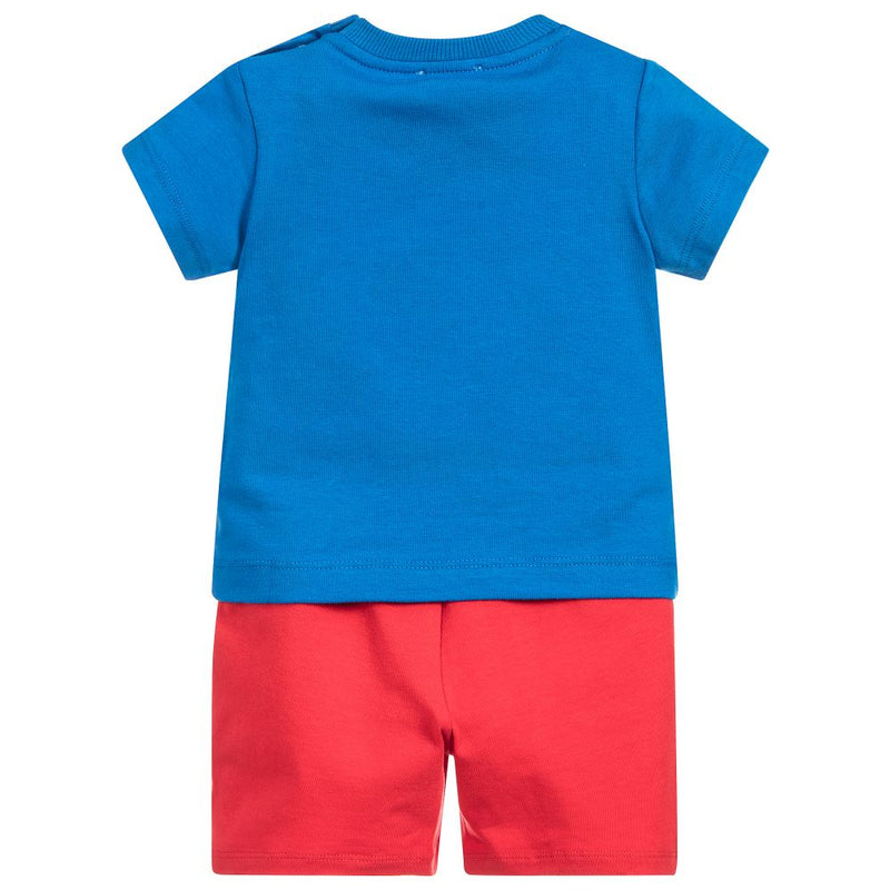 Moschino Baby Baby Boy T Shirt and Shorts Set
