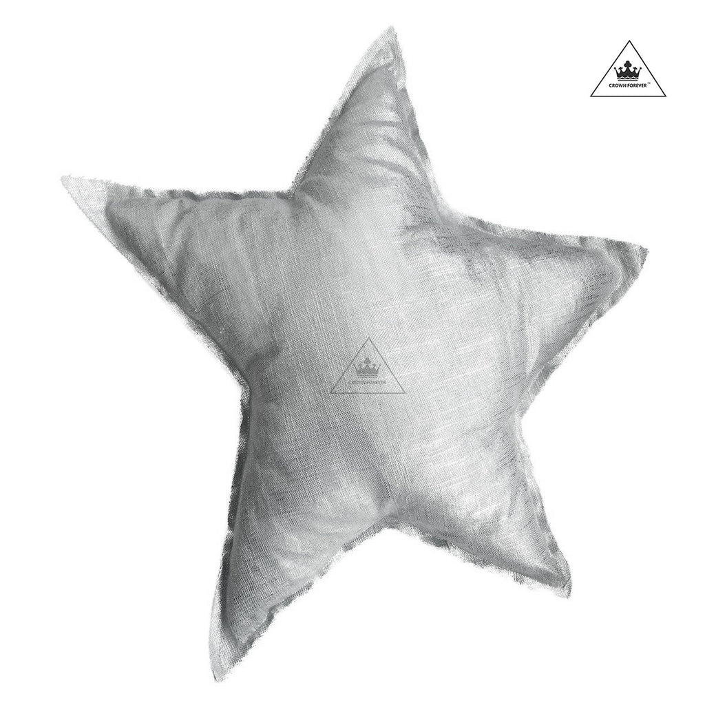 Oh Baby! Pillow-Silver Star