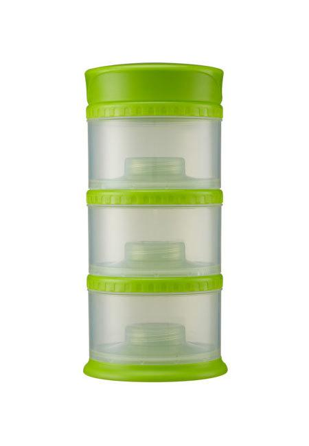 Innobaby Packin'  Smart™ Twistable 3 Tier Travels Green