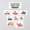 Tattly Kids Animal Drivers Set