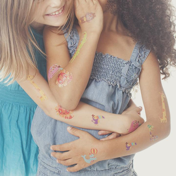 Tattly Kids Menagerie Set