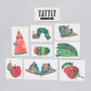 Tattly Kids The Very Hungry Caterpillar Set