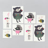 Tattly Kids Zoo Crew Set