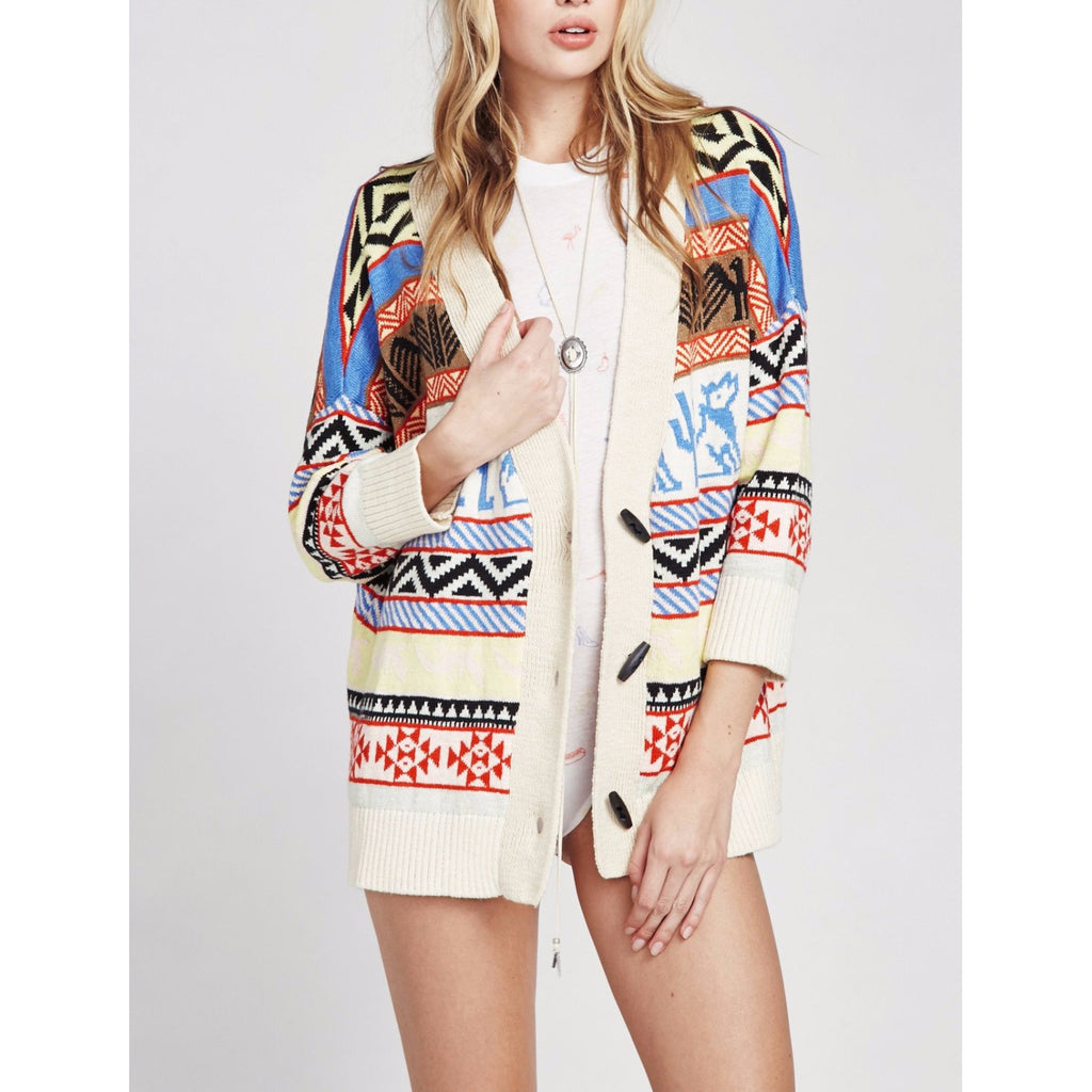Wildfox Couture Midnight Howl Harper Sweater