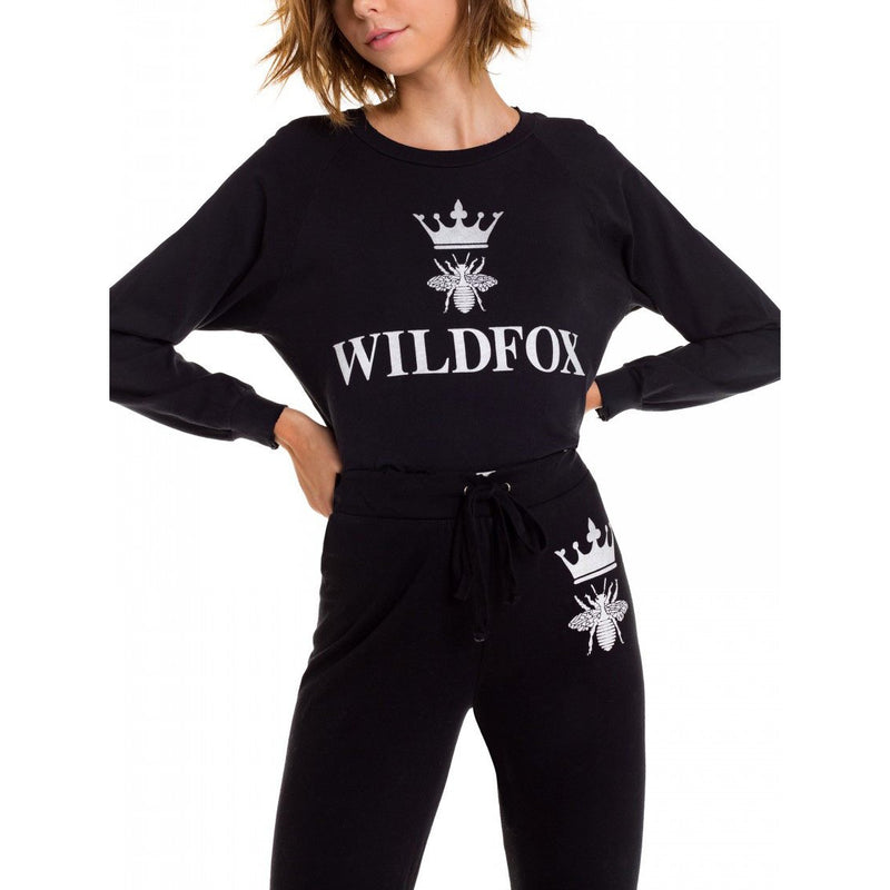 Wildfox Couture Alchemy Junior Sweatshirt