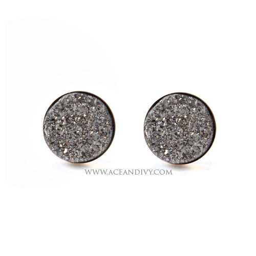 Chrysler Round Studs - Pewter