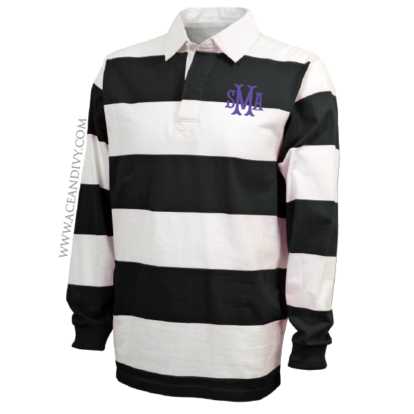Monogrammed Rugby Shirt
