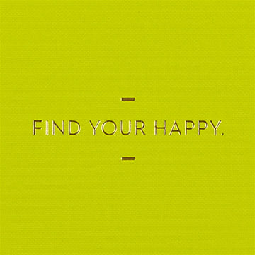 Find Your Happy - Journal