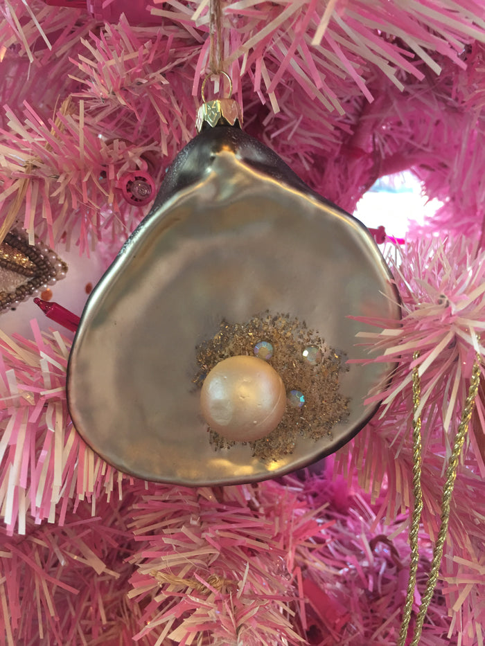 Pearl ornament
