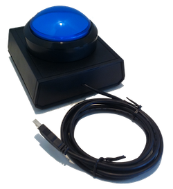 PickMe! USB Big Blue Buzzer