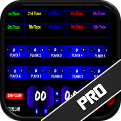 PickMe! 10 Player Tracker Software with Scoreboard/Timers - Mac Version
