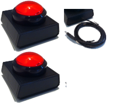 2 Player Wireless System - Red