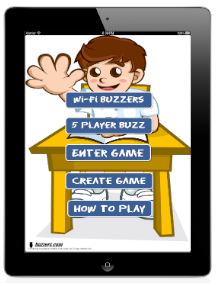 PickMe!Buzzer App for iPad