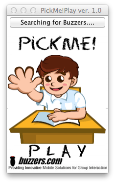 PickMe!Play App for Mac
