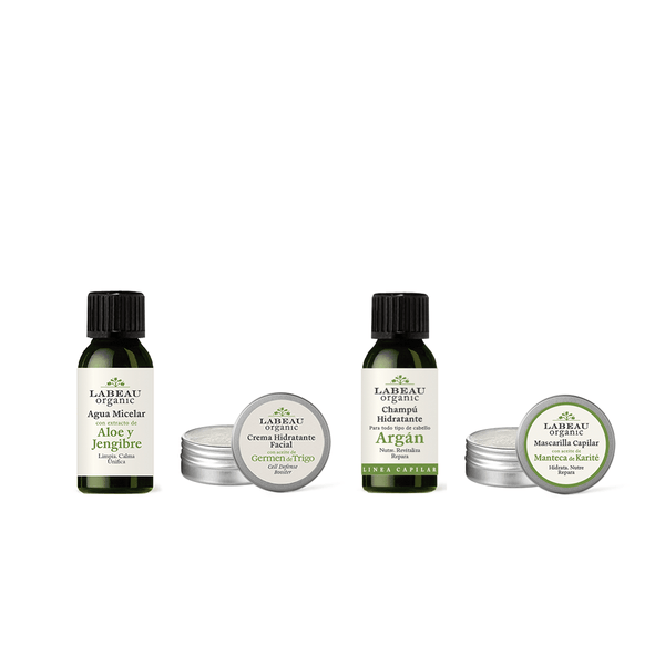 Weekend Kit - Labeau Organic