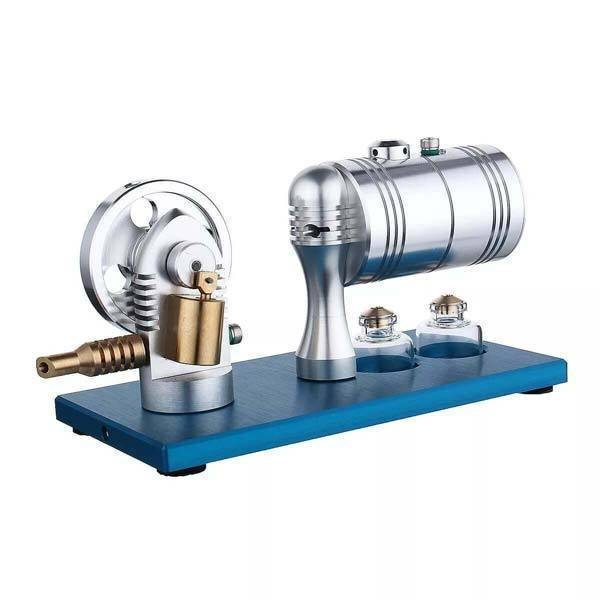 How to Choose  Steam Engine Model ?