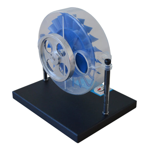 Single Stage Steam Turbine Physics Equipment Demonstration Educational Toy Enginediy - enginediy
