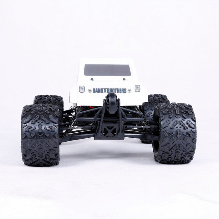 Rovan TORLAND EV4 1/8 4WD 2.4G High Speed RC Car Brushless Pickup Truck Model Car - enginediy