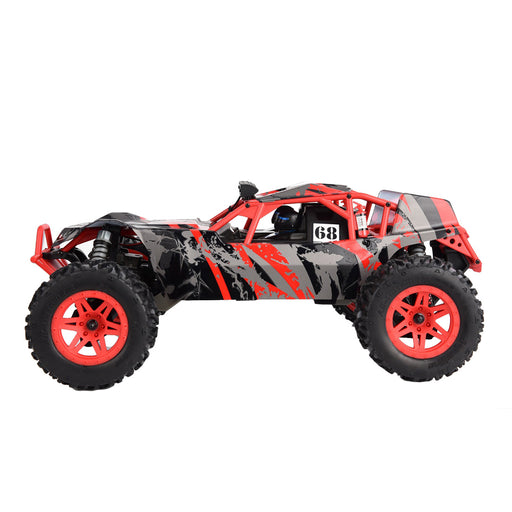 FS Racing 53606 RC Car 1:10 2.4G Wireless Electric Brushless Vehicle RC Desert Rally Car Model - RTR - enginediy