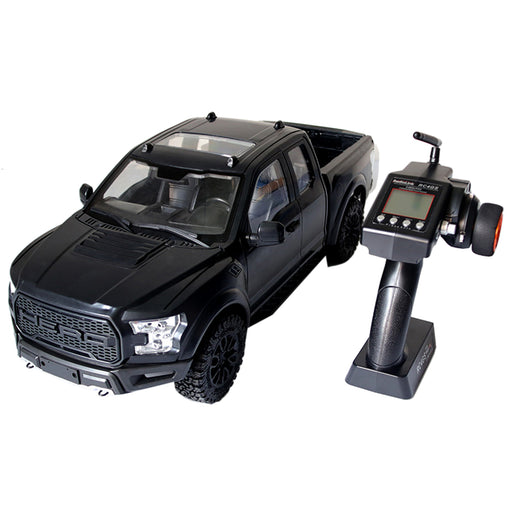 1/10 4WD RC Electric Car Simulation Pickup Truck Mini Car Collection-JDMODEL JDM-150 RTR Version - enginediy