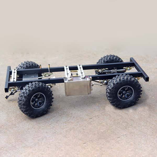 enginediy Toyan Engine 1/10 RC Car Chassis Frame Kit Fits for Toyan Engine FS Series