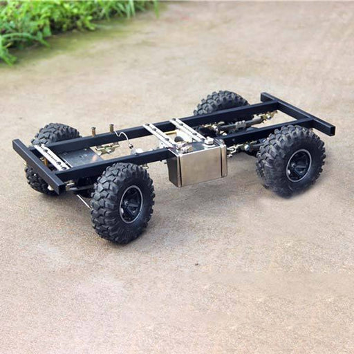 1/10 RC Car Chassis Frame Kit Fits for Toyan Engine FS Series - enginediy