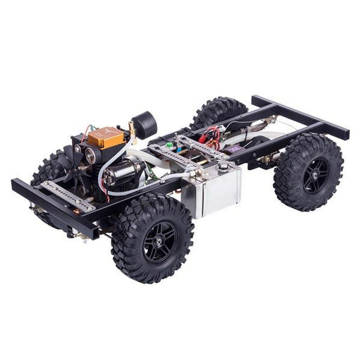1/10 Toyan Engine install in RC Car Kit Set - Start Toyan Engine FS-S100 from Remote Controller - enginediy