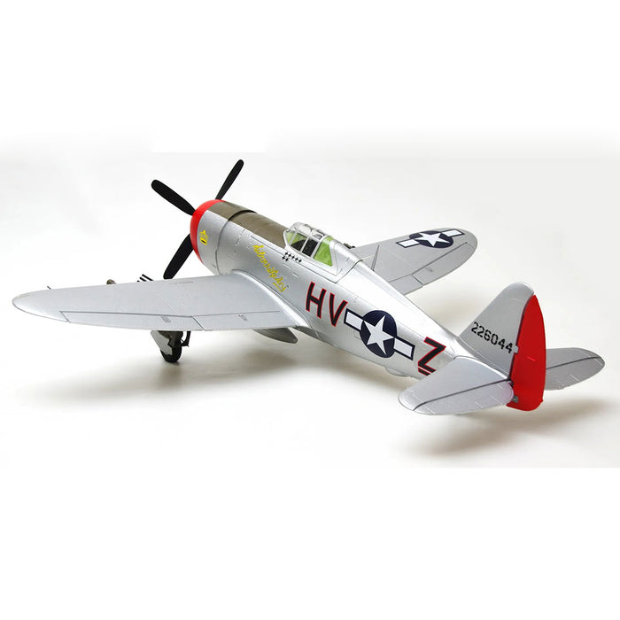 980mm P-47 Attack Fighter RC Plane Electric Airplanes Model Assembly Fixed-wing Aircraft - PNP Version