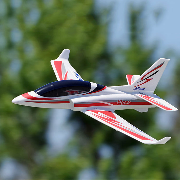 50mm Viper RC Plane Electric Airplanes Model Assembly Ducted Trainer Fixed-wing Aircraft - PNP Version