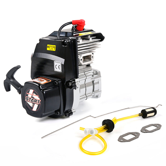 Rovan 71cc Single-cylinder 2-stroke Gasoline Engine for 1/5 RC Gasoline Model Car