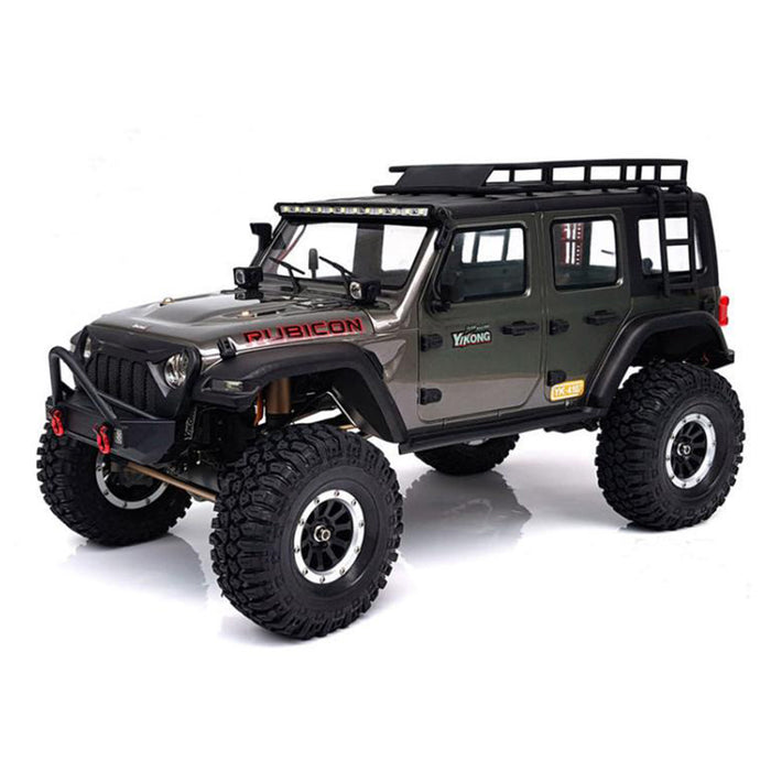 YK 4102PRO 1/10 2.4G 6CH 4WD Off-road Vehicle RC Crawler RC Car Remote Control Truck - enginediy