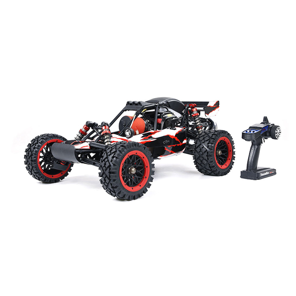 ROFUN Q-BAHA 1/5 2WD Gasoline Off-road Vehicle 2.4G RC High Speed Model Car with 29cc Gasoline Engine - RTR