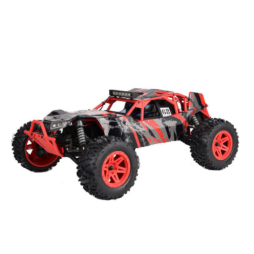 FS Racing 53920 RC Car 1:10 2.4G Wireless Electric Brushed Vehicle RC Desert Rally Car Model - RTR - enginediy