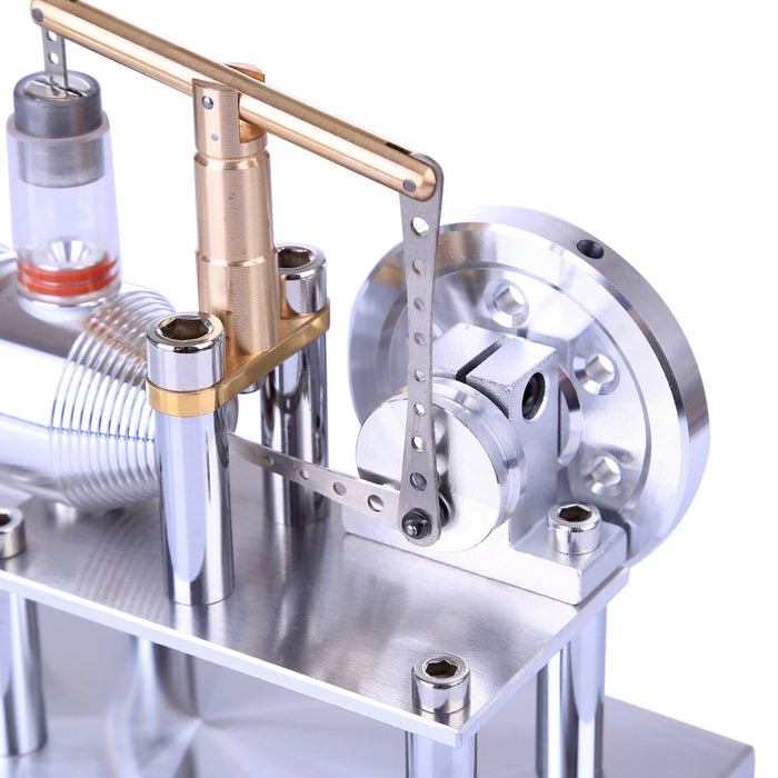 High Performance Stirling Engine Model STEM TOY - Enginediy