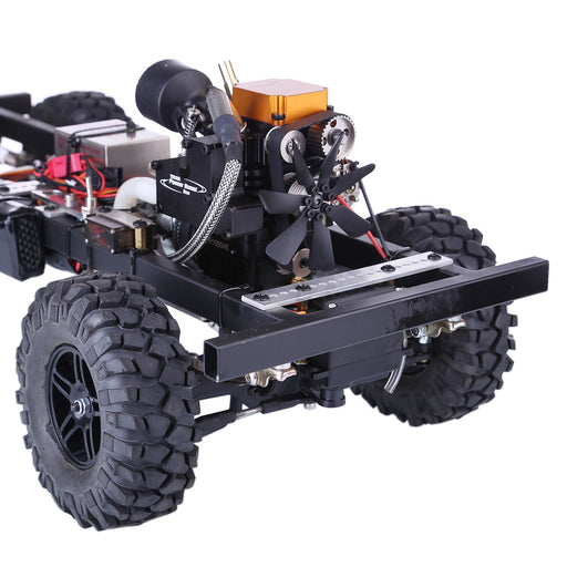 1/10 Toyan Engine RC Car Kits Set with Toyan Petrol Engine and 4 Channel Remote Controller