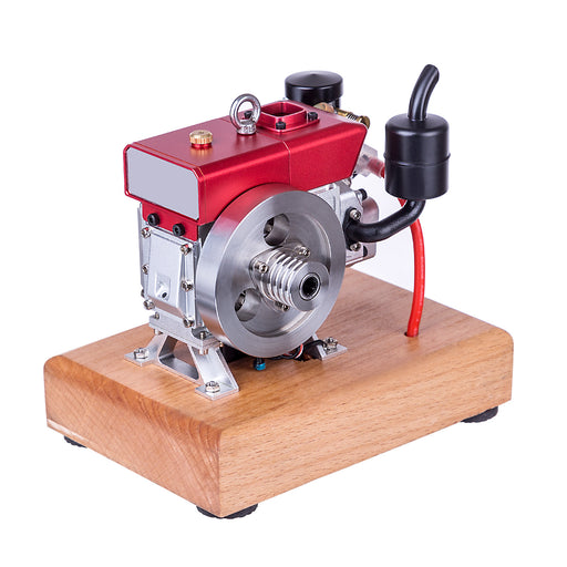CISON L100 3.5cc Mini Evaporative Cooled Single-cylinder 4-stroke Gasoline Engine Internal Combustion Engine Model 8000rpm