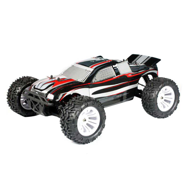 VRX RH1001 1/10 Scale 4WD Monster Turck 18CXP Nitro 2.4G High Speed RC Car - R0066 RTR Version - enginediy