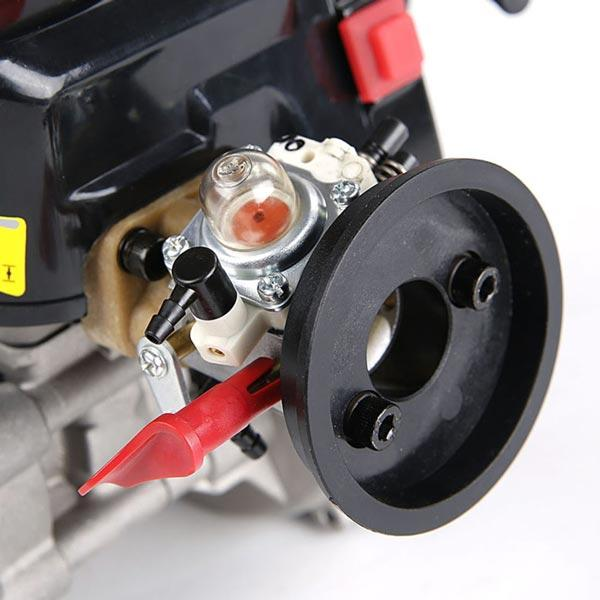 enginediy Engine Models 2 Stroke Engine 36CC 3.51 HP 4 Bolt Gas Engine RC Engine for 1/5 Rovan LT LOSI RC Car
