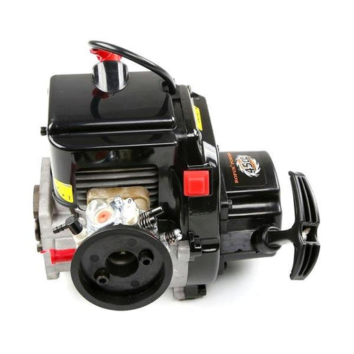 enginediy 2 Stroke Engine 45CC 4.35 HP 4 Bolt Gas Engine RC Engine for 1/5 Rovan LT LOSI RC Car