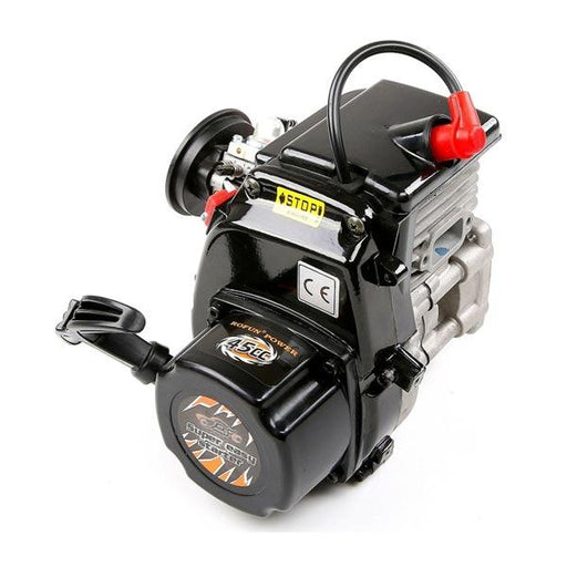 Rovan Baja 45cc 4-Bolt Motor RC Engine 4.35 HP Gas Engine for Rovan HPI KM BAJA LT LOSI RC Car - enginediy