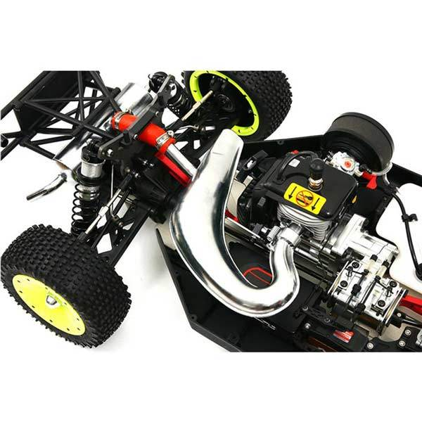 enginediy RC Car 30 Degrees North 30°N DTT-7S 1/5th Scale 4WD 80km/h 38cc Petrol RC Car