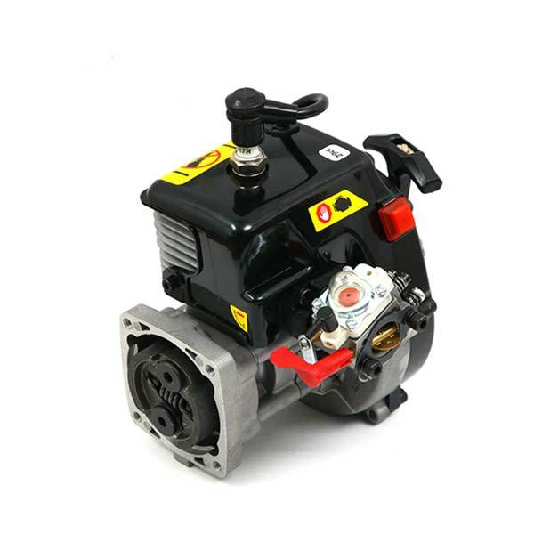 enginediy RC Engine 30°N 29cc 4-Bolt Motor Engine fit Losi 5ive-T Rovan HPI Baja 5B 5T 5SC KM