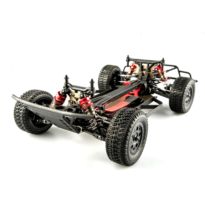 LC Racing EMB-SCH 1:14 2.4G 50+KM/H 4WD Brushless RC Car RC Off-road Short Truck - RTR - enginediy