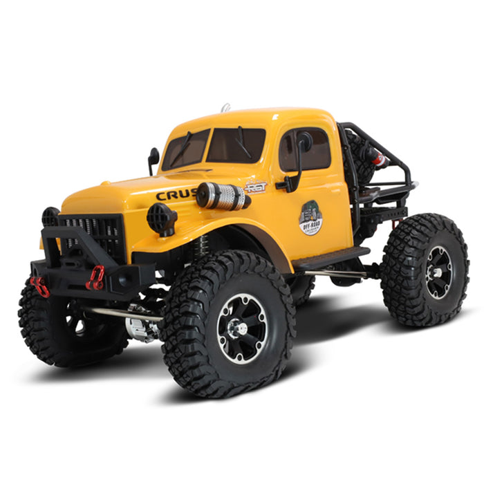 RGT EX86181 CRUSHER 1:10 RTR 4WD Electric All-terrain Climbing Car 2.4G RC Off-road Vehicle - enginediy